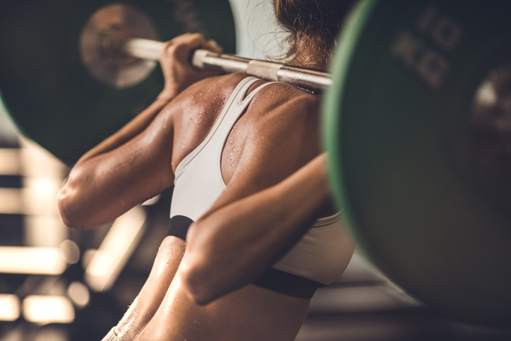 What to do if you hurt your back lifting weights