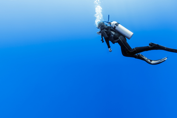 What is decompression sickness?
