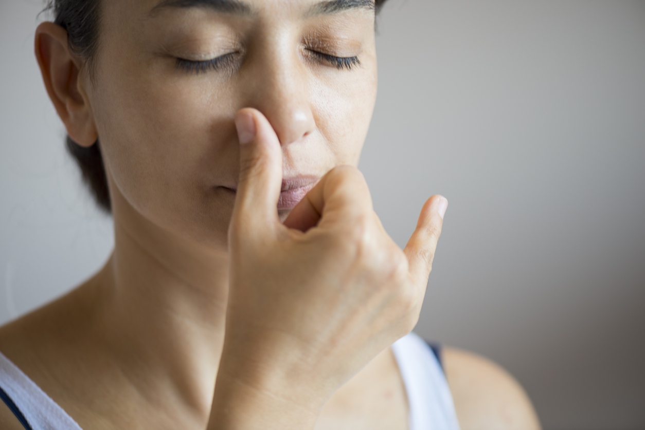 Nose and sinus problems