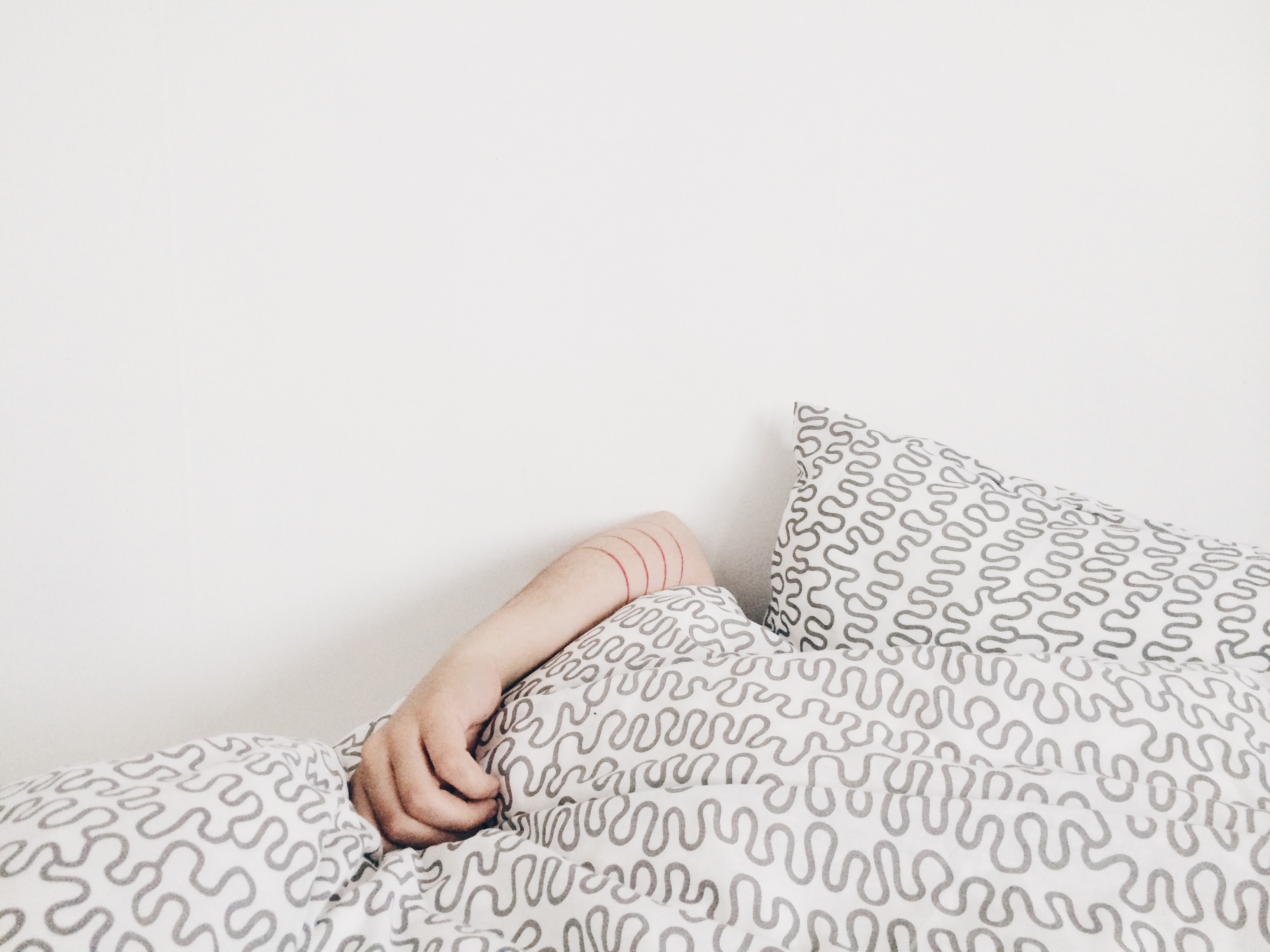 Struggling to sleep? Try this