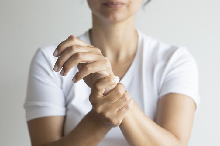 Hand pain and injury
