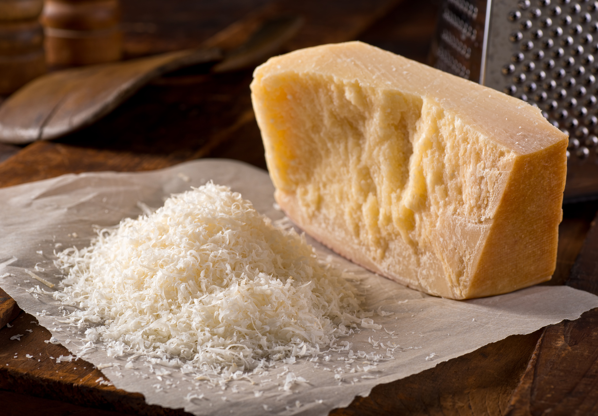 Is dairy good for you - grated cheese