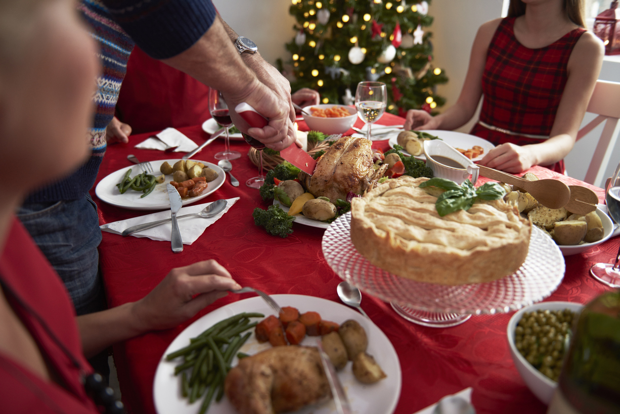Eaten too much over the holidays? Here's what to do next