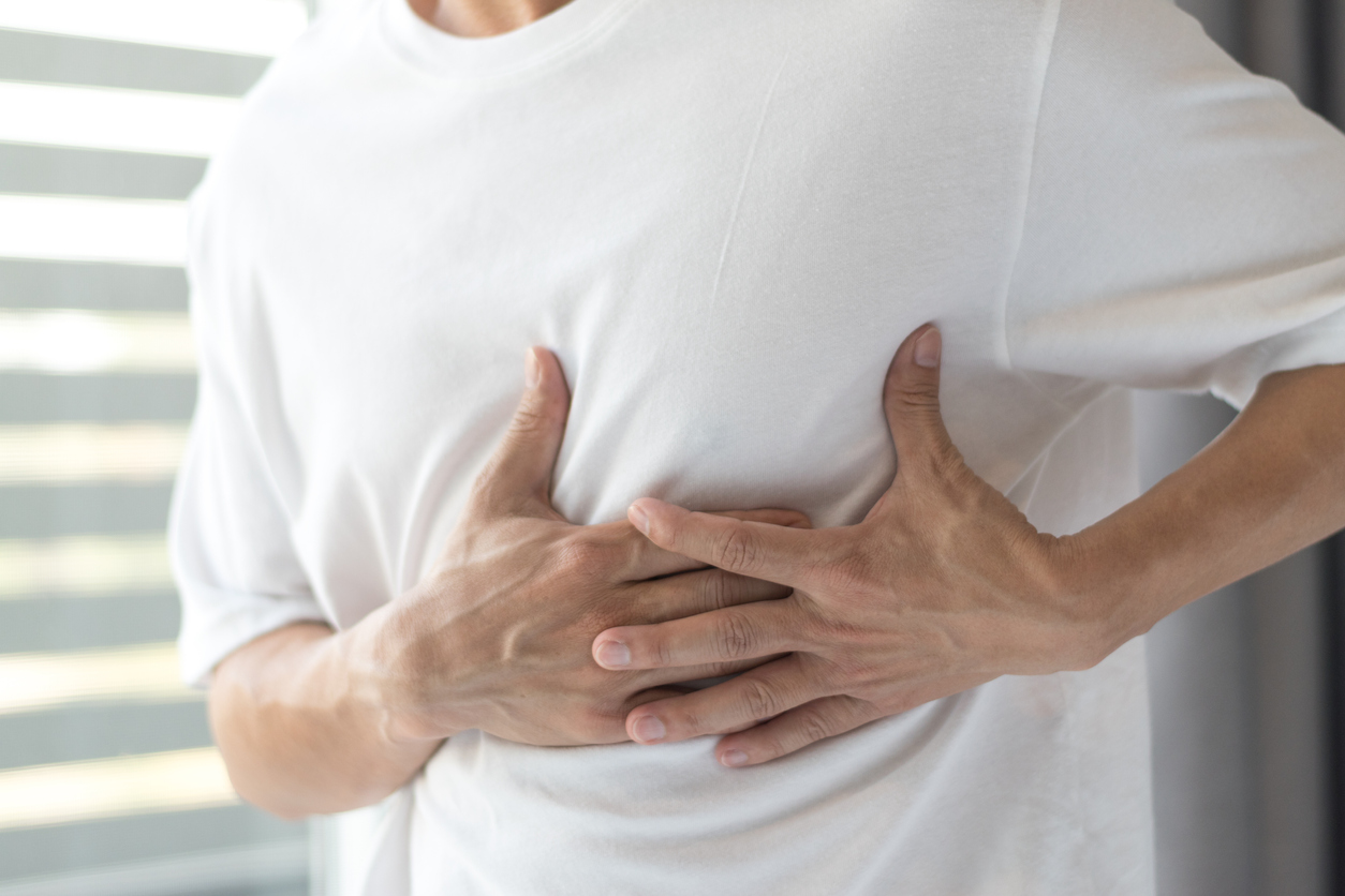 When should I be concerned about rib pain?