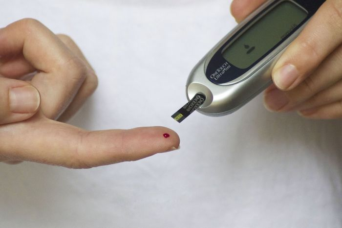 Blood sugar testing equipment