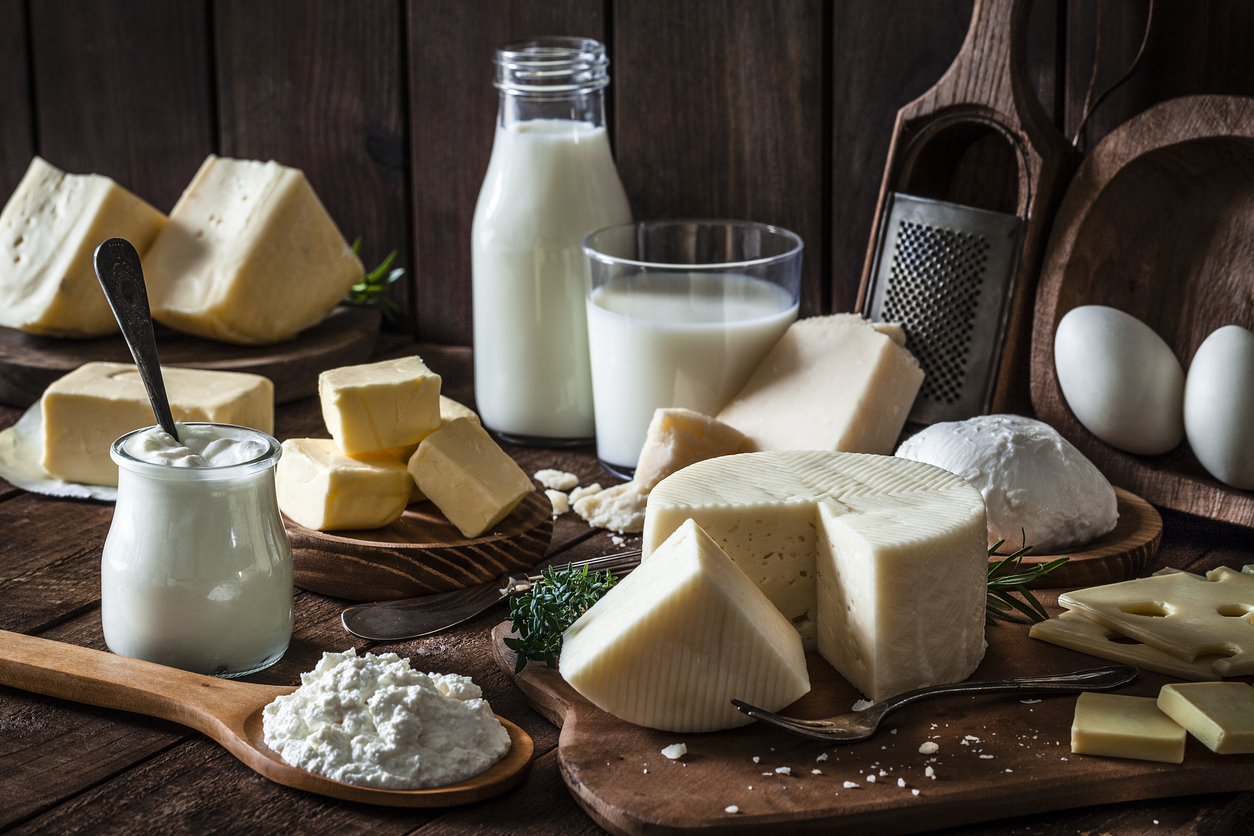 Is dairy good or bad for you?