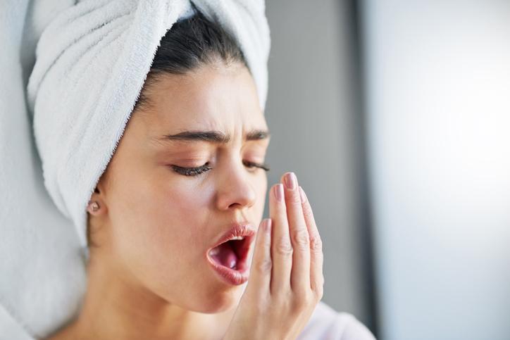 Bad breath (halitosis) - Healthily