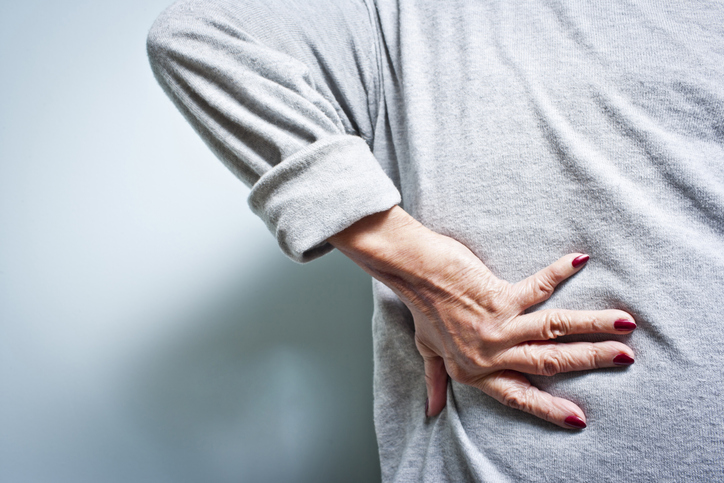 My lower back really hurts – should I be worried?