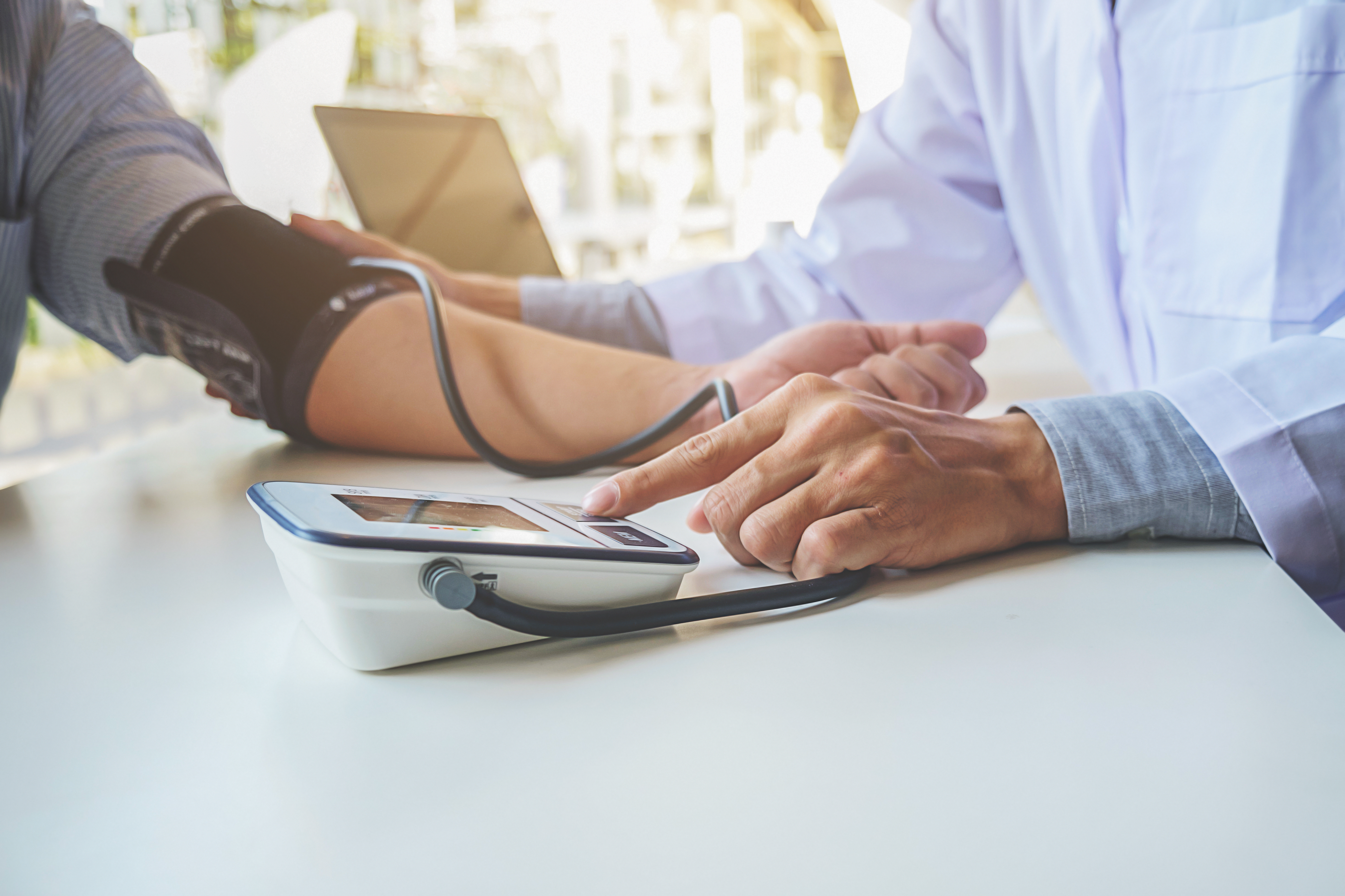 High blood pressure: Causes, symptoms and prevention