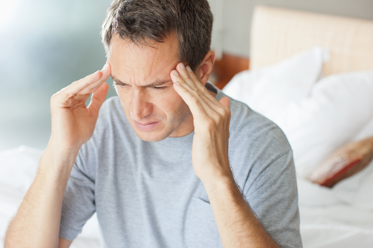 Why do I have a headache on the side of my head?