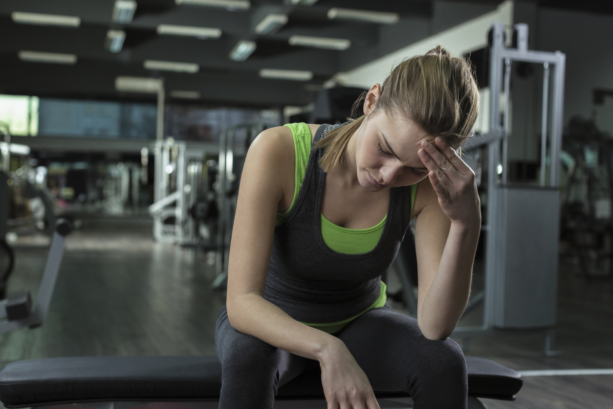 Should you exercise when you're ill?