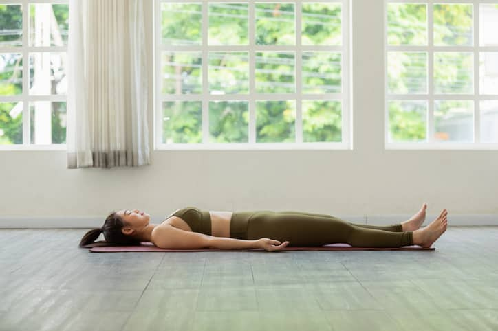 What is yoga nidra and how does it work?