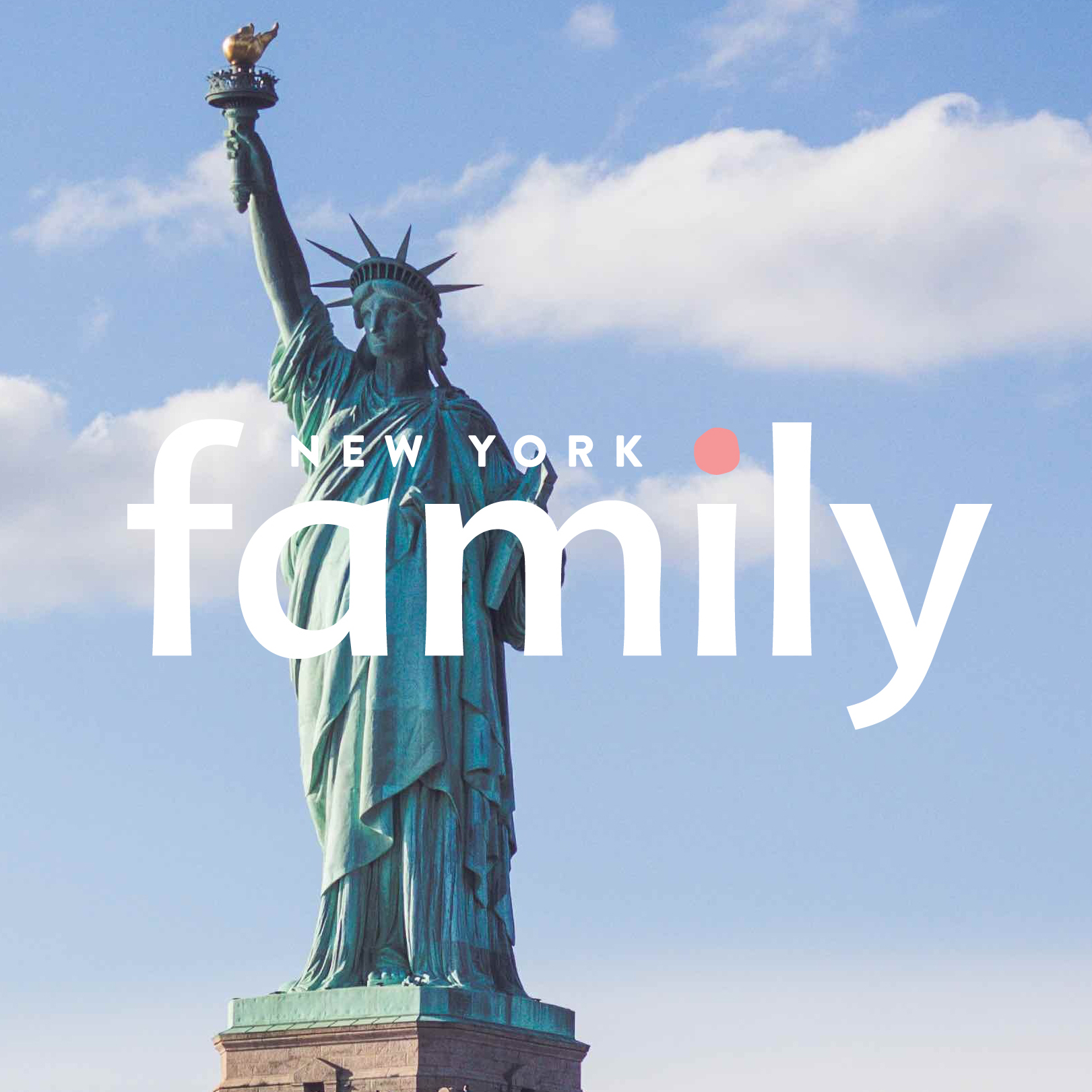 New York Family: Rebrand