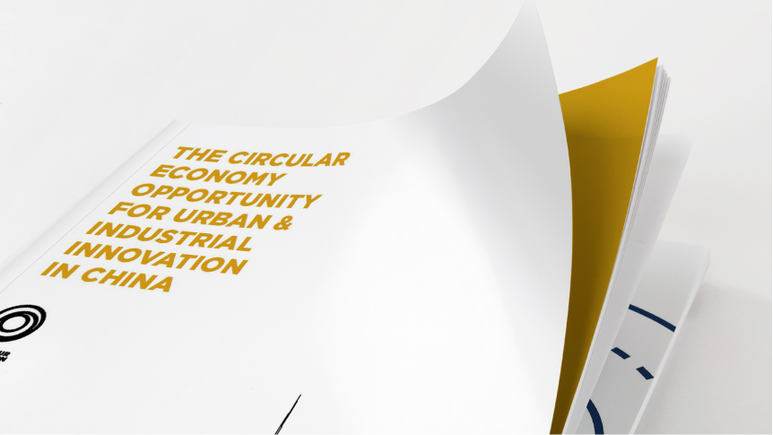 The circular economy opportunity for urban and industrial ...