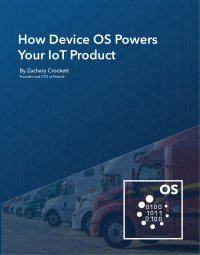 How Device OS Powers Your IoT Product
