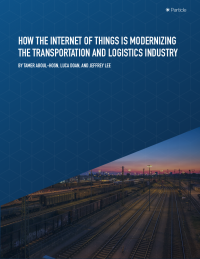 How IoT is modernizing the transportation and logistics industry