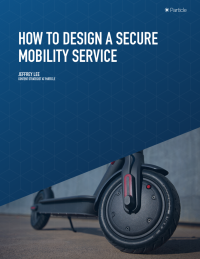 How to design a secure mobility service