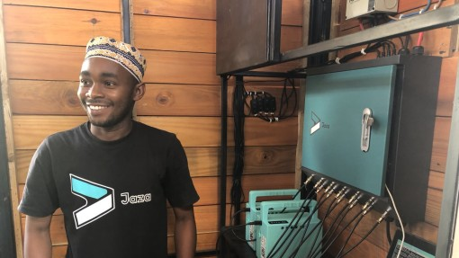 Jaza Energy deliver clean energy to communities in Tanzania with IoT
