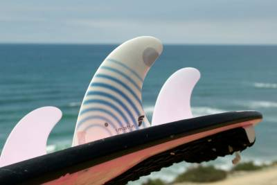 Wiping out climate change with Smartfin, an Electron-connected surfboard fin