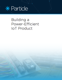 Power Management for Internet of Things Devices