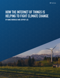 How the Internet of Things is Helping to Fight Climate Change