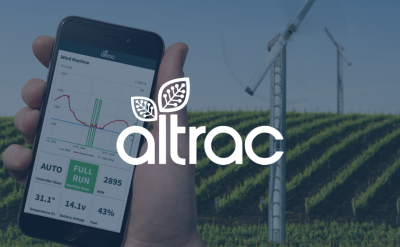 How Altrac is automating wind machine maintenance with IoT