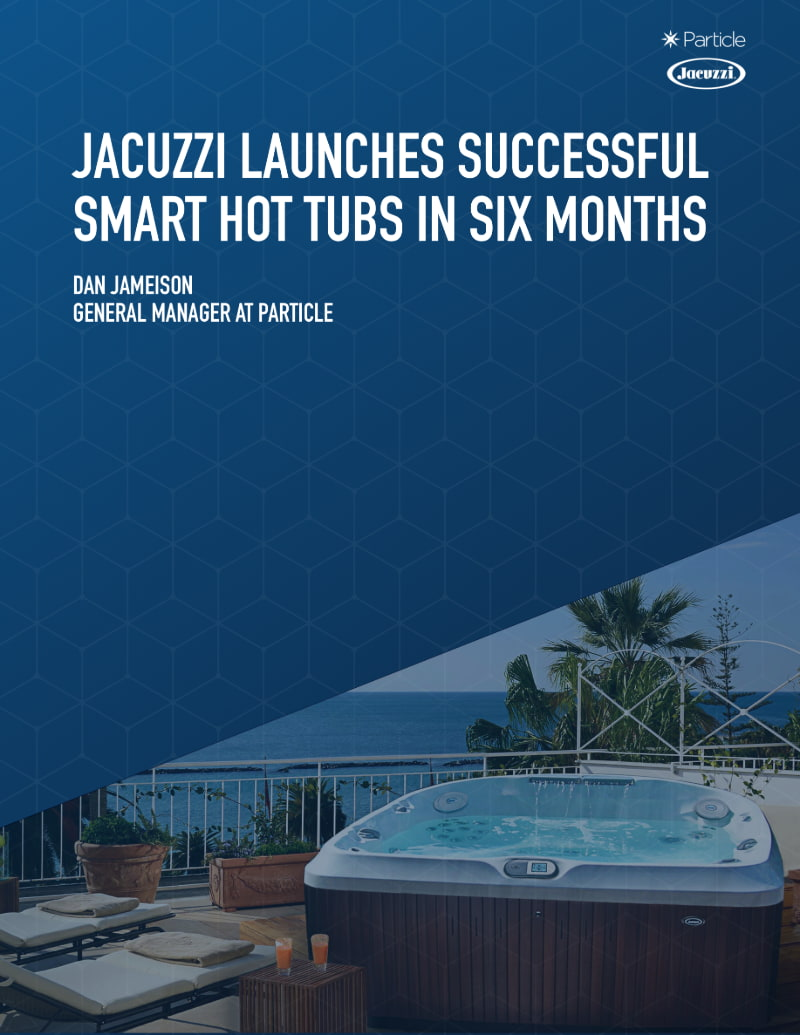 Jacuzzi and Particle studios engineering services