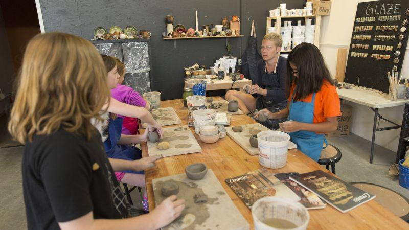 Ceramic Apprenticeship