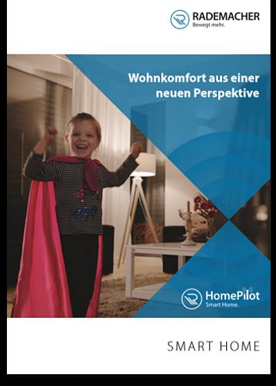 Broschuere Smart Home