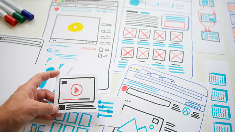 Il Website Design per una strategia di corporate website vincente