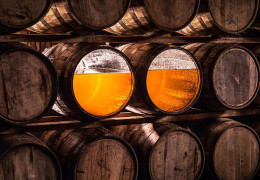 What is cask finishing?