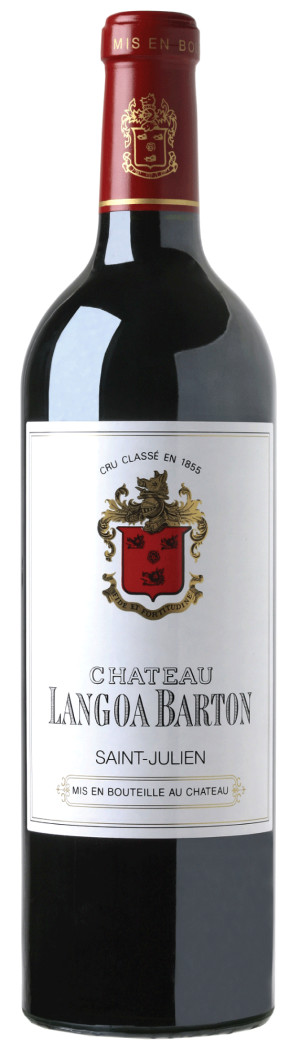 2019 Langoa Barton Langoa Barton Bordeaux St Julien France Still wine