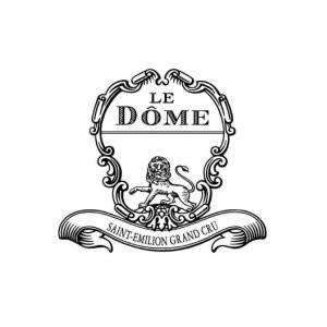 1996 Le Dome Le Dome Bordeaux St Emilion France Still wine