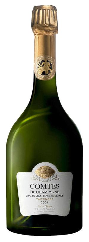 2008 Taittinger Comtes de Champagne Taittinger Champagne  France Sparkling wine