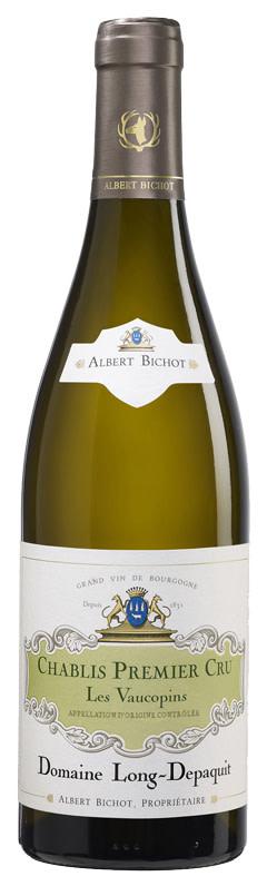 2019 Chablis Les Vaucopins Domaine Long-Depaquit (Albert Bichot) Burgundy Chablis France Still wine