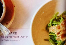 A Feast with Olivier Humbrecht at Hunan