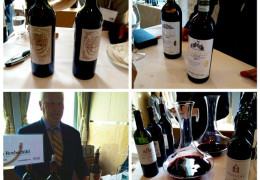 The Great Wines of The World Tasting