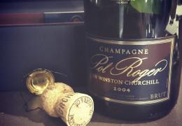 Winston Churchill: Pol Roger's Luxury Cuvee