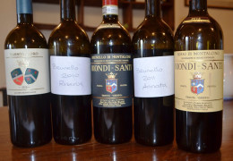 Tuscany Wine Journal, Day Three: Biondi Santi