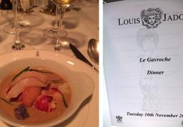 Louis Jadot Le Gavroche Dinner