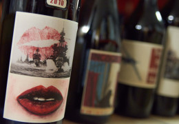 Five Revolutionary Wines