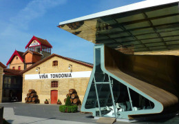 Five Wines With Architectural Grand Designs