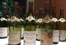 Musigny Grand Cru Vertical Tasting 1943 – 2007 with Veronique Drouhin