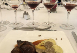 Dinner at One of the Most Exclusive Wine Clubs in the World - 1243 Bourgogne Society