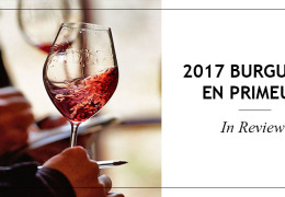 Burgundy 2017 - In Review