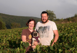 Le Grappin: wines of site + soul
