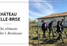 2018 En Primeur Release of Pomerol's Chateau Belle-Brise