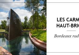 Bordeaux Radicals: Chateau Les Carmes Haut-Brion