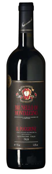2016 Brunello di Montalcino Il Poggione Central Italy Tuscany Italy Still wine