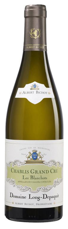 2019 Chablis Blanchots Domaine Long-Depaquit (Albert Bichot) Burgundy Chablis France Still wine